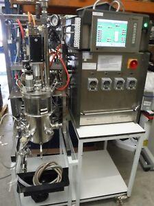 Sartorius Braun Biotech Biostat C-Dcu Fermenter Bioreactor