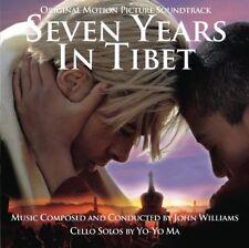 YO-YO MA/JOHN WILLIAMS - SEVEN YEARS IN TIBET  CD NEW+