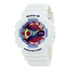 New in Box Casio Baby-G Analog Digital BA-112-7A Women's Watch MSRP: $120.00