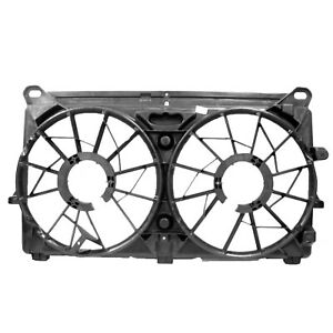New Radiator Fan Shroud For Chevrolet Silverado 1500 2007-2013 GM3110150