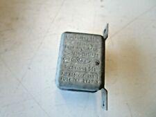 FORD TAUNUS CAPRI mk1 mk2 mk3 relais Route Relais Lumière relais 0332 514 012