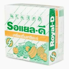 Pack 50x Electrolyte Health Sports Supplement Royal - D Powder Drink Bulk