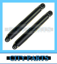 2 x NEW BA BF FG FORD FALCON SEDAN REAR SHOCK ABSORBER HEAVY DUTY (set of 2)
