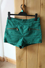 Yes Yes Green Shorts Ladies size 12
