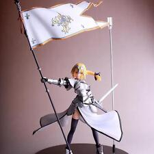 Fate/stay night Apocrypha Ruler Jeanne d'Arc Saber Joan of PVC Figure Model AU