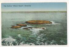 The Boilers, Elbow Beach BERMUDAVintage Postcard