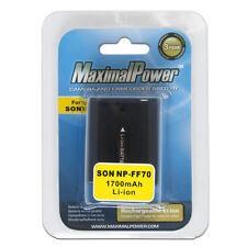Camera Battery For SONY NP-FF70 NP-FF71 NP-FF50 NP-FF51 NP-FF51S NP-FF70 NP-FF71