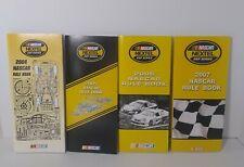 Vintage Nascar 2004-07 Nextel Cup Series Stock Car Racing Official Rule Book Lot