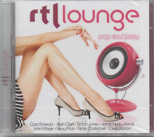 RTL Lounge Pop Soul Jazzy 2 CD NEU Caro Emerald Alain Clark Norah Jones Anouk