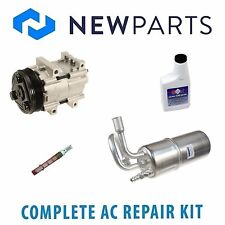 Ford Explorer 1998-2001 5.0 Complete A/C Repair Kit With NEW Compressor & Clutch