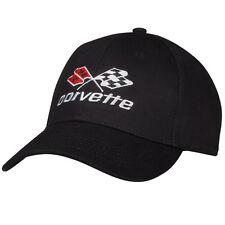 C3 Corvette Black Cotton Hat