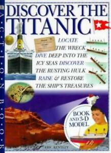 """""""Discover the """"Titanic"""" (Action Books) By Eric Kently"""""""