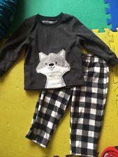 Carters Pajamas Size 2t