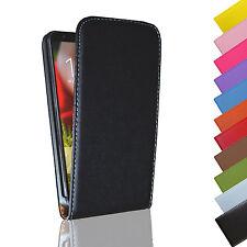 Handy Tasche für LG + Folie Flip Case Cover Schutz Hülle Schale Klapp Etui Xena