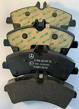 Genuine Volkswagen Crafter 5.0T Rear Brake Pads - BOSCH Callipers (2006-2016)