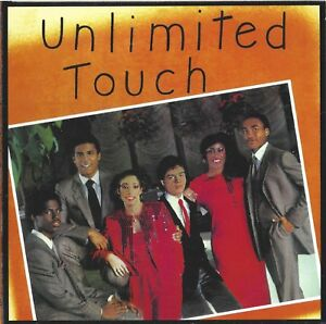 Unlimited Touch – Unlimited Touch       cd