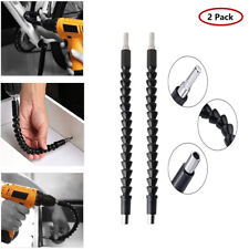 Flexible Drill Extension Bits Screwdriver Drill Bit Holder Connecting Link Tool