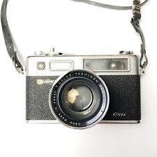 Yashica Electro 35 Vintage Film Camera 45mm f/1.7 Yashinon DX Lens