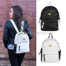 Women Girl Fashion Mini Backpack Schoolbags Shouder Bookbag Rucksack Travel Bags