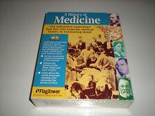 A History of Medicine vintage multimedia medical CD rom
