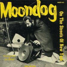 Moondog - On The Streets Of New York (Vinyl LP - 2019 - UK - Original)