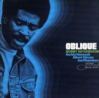 BOBBY HUTCHERSON - Oblique - CD - LIMITED EDITION * BRAND NEW SEALED * RARE GIFT