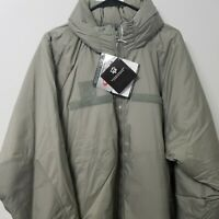 ECWCS Gen III Level 7 Primaloft Jacket / Parka Large Regular Urban Gray  NWT