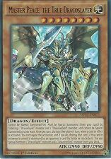 YU-GI-OH: MASTER PEACE, THE TRUE DRACOSLAYER - ULTRA RARE - MP17-EN075 1ST ED
