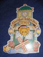 Cherished Teddies Depot Club Member Pin CRT279