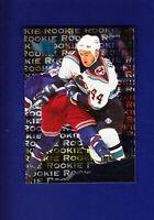 Todd Bertuzzi RC 1995-96 Fleer Metal Hockey #171 (MINT) New York Islanders