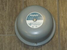 Edwards Adaptabel No. 340, 6 Inches 110-130V 50/60 Cycle, Signal Fire Alarm Bell