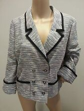 NWT Coquille Anthropologie Today's Special Tweed Blazer Jacket 10 $148