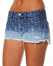 Lee Machine Washable Low Rise Regular Size Shorts for Women