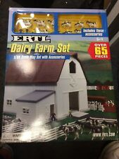Ertl Dairy Farm Set 1/64 Scale Play Set with AccessoriesNew in Box!