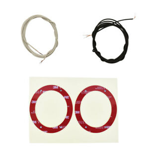 Beats By Dre Solo 2 HD Internal Main Wire 2 Core 1MM Replacement Gray Black Tape