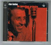 ♫ - STAN KENTON - THE INNOVATIONS ORCHESTRA - 2 CD SET - TRÈS BON ÉTAT - ♫