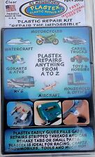Plastic & Acrylic Repair Kit - Plastex Standard Clear Kit - plumbing bath pool