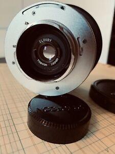 RE, Auto-Topcor 2.5cm F3.