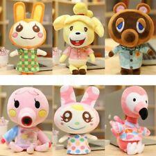 "Animal Crossing Raymond Judy Plush Doll Soft Stuffed Toy Kids Birthday Gift 10"""
