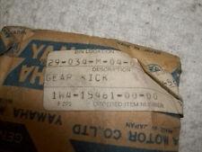 Yamaha OEM NOS kick start gear 1W4-15641-00 DT250F YZ400D  #2169
