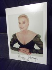 Topper Dillinger Dick Tracy ANNE JEFFREYS hand signed photo