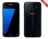 SAMSUNG GALAXY S7 SM-G930F - 32GB - BLACK ONYX (UNLOCKED) SMARTPHONE BRAND NEW