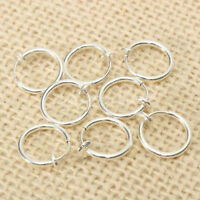BA_ 8X NON-PIERCING FAKE SPRING SEPTUM NOSE HOOP LIP EAR RING CLIP ON JEWELRY SU