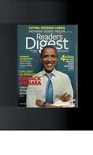 Reader´s Digest - Zeitschrift Barack Obama - 2009