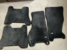 Jeep Grand Cherokee 2.7 CRD 2005 approx Floor Mats Excellent Condition