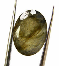5.30 Ct Natural Untreated Labradorite Loose Faceted Gemstone Oval Cut - 18642