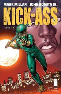 KICK-ASS #1 2018 JESSE JAMES COMICS EXCLUSIVE LTD 500 IMAGE  MARAT
