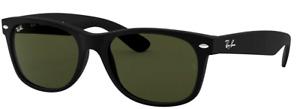 Ray-Ban Damen Herren Sonnenbrille RB2132 622 52mm New Wayfarer