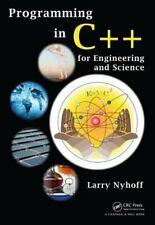 PROGRAMMING IN C++ FOR ENGINEERING AND SCIENCE - NEW PAPERBACK BOOK