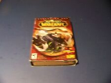 WOW WORLD OF WARCRAFT: MISTS OF PANDARIA EXPANSION SET - VERY GOOD SHAPE